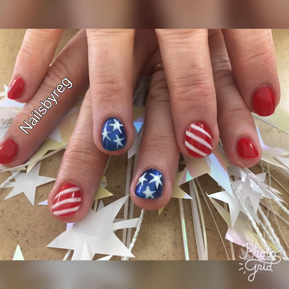 Luv Nails and Hair Day Spa Services Page